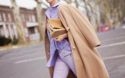 Rosige Zeiten! Mode-Frühling in Pastell