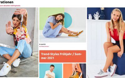 RIEKER – Website Relaunch! Und die Frage, wie wichtig heutzutage ein gut aufgebauter Online-Shop ist